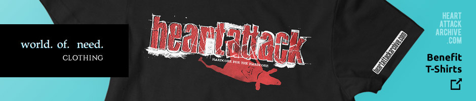 HeartattaCk T-shirt