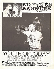 No Answers 'zine #05